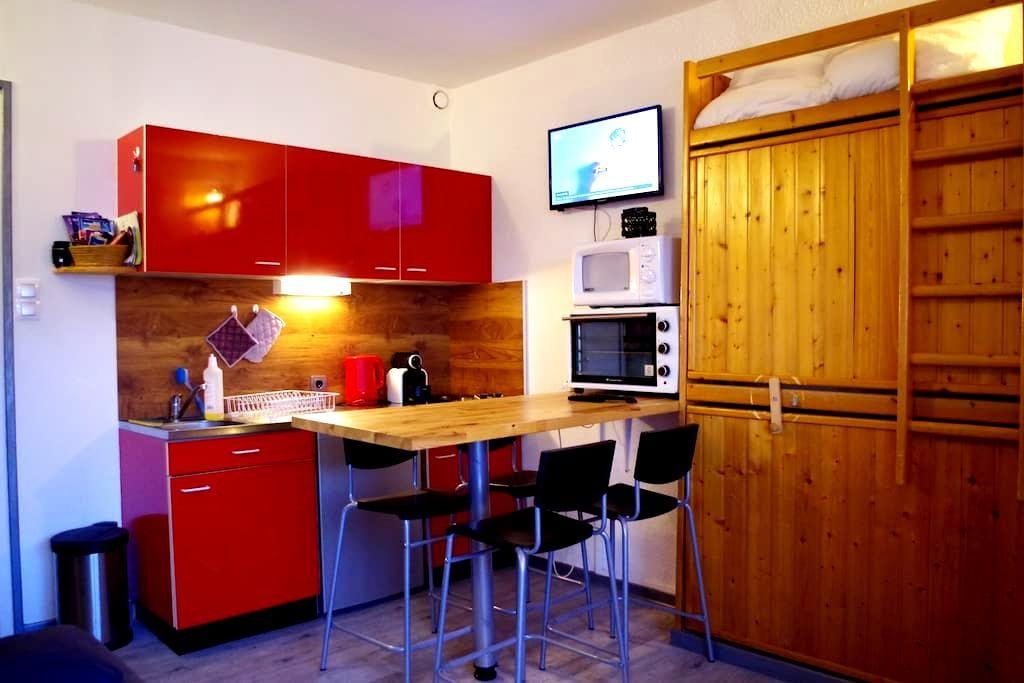Studio meublé Chamrousse 1650 - Chamrousse - Apartment