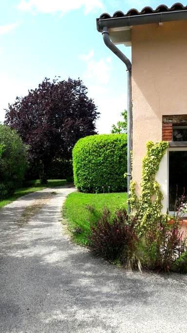 Belle chambre à côté du Canal - Montech - Σπίτι