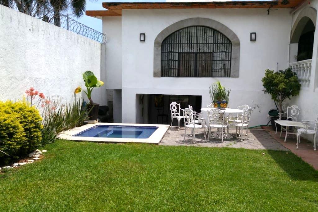 La Casa de la Yaya- Habitación 1 - Cuernavaca - Casa