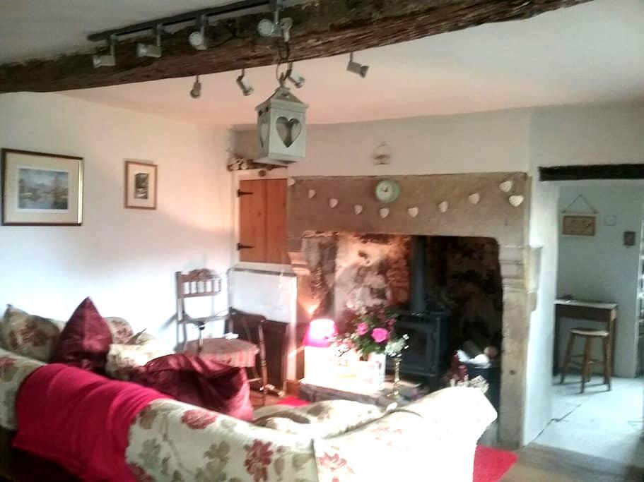 Rose Cottage - Eyam - Casa