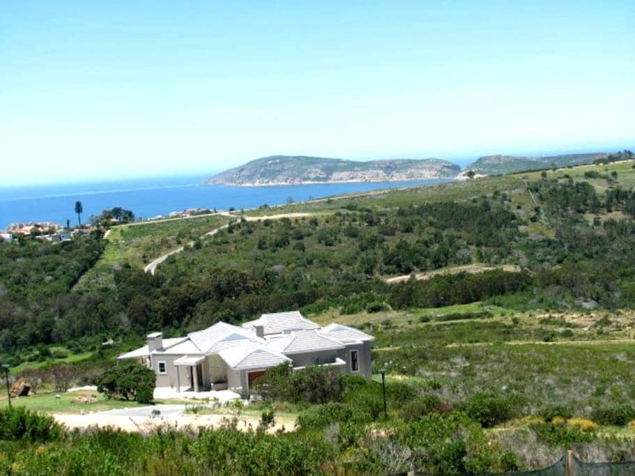 room with fantastic ocean view  - Plettenberg Bay - Huis