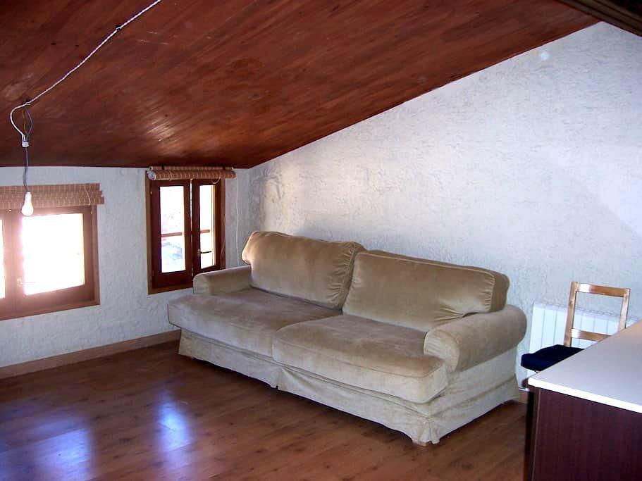 LERIDA- APTMO ideal para familias - Sant Llorenç de Morunys - Apartment