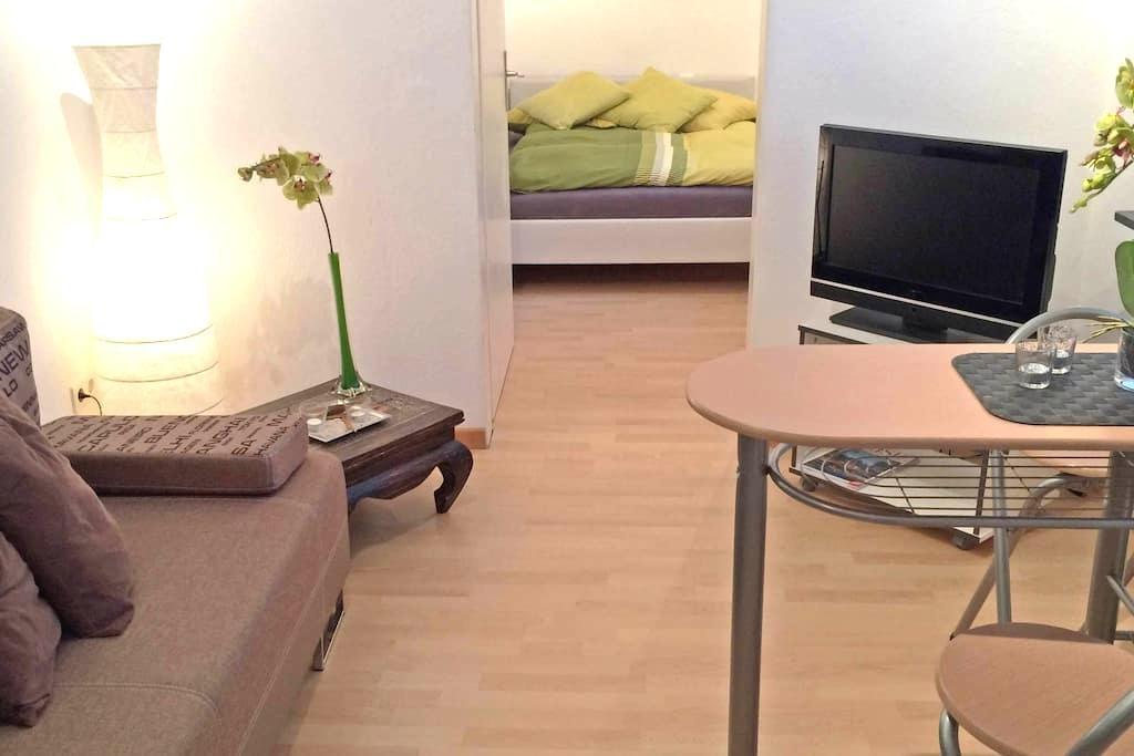 Klein aber sehr fein - Wolfenbüttel - Wolfenbüttel - Apartment