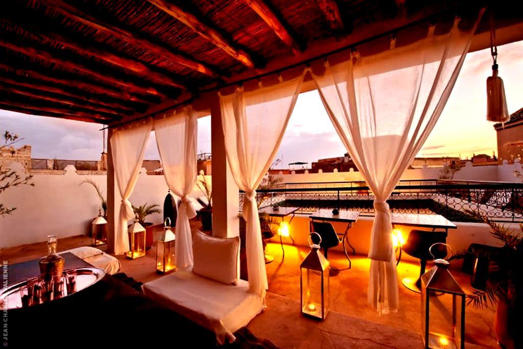 Riad Guesthouse B&B Marrakech - Marrakesh - Bed & Breakfast