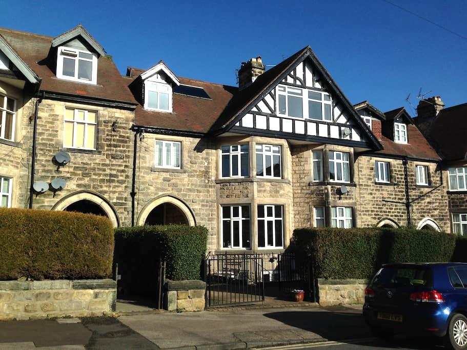Self-contained flat for one guest - Harrogate - Διαμέρισμα