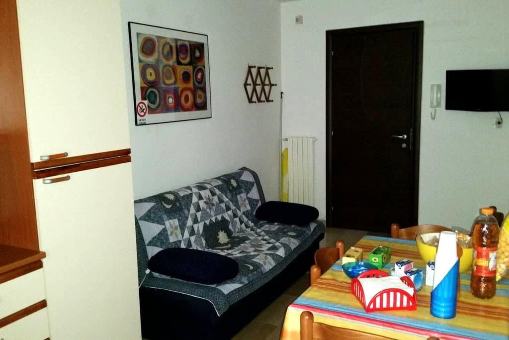 accogliente mini appartamento  - Terracina - Appartamento
