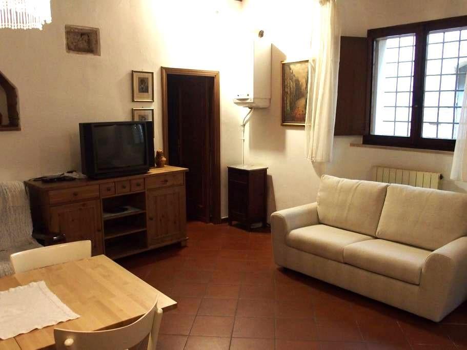 Bilocale indipendente Montepulciano - Montepulciano - Appartement