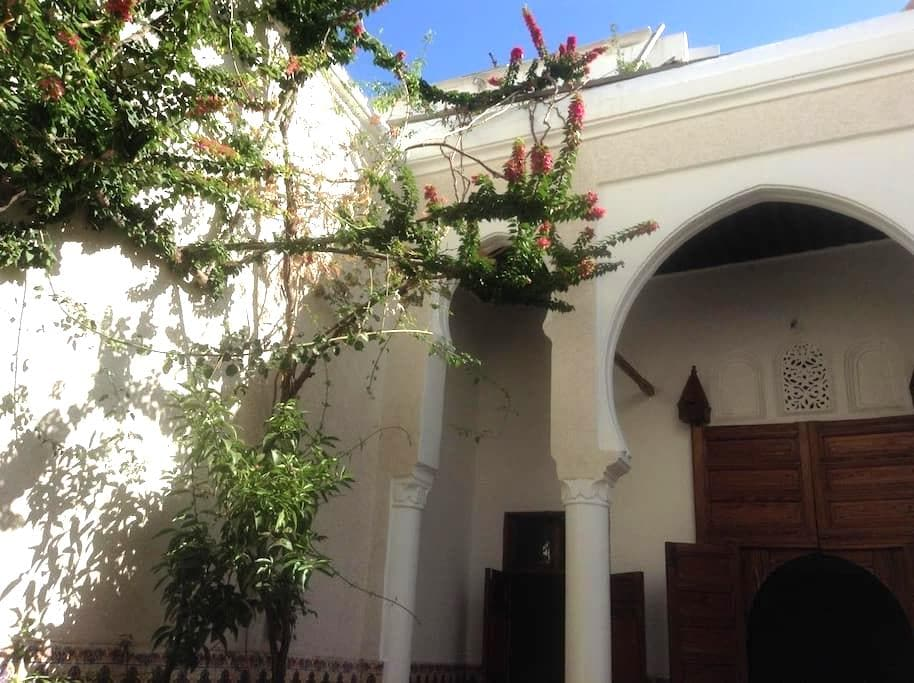 One single bed room - Rabat - Huis