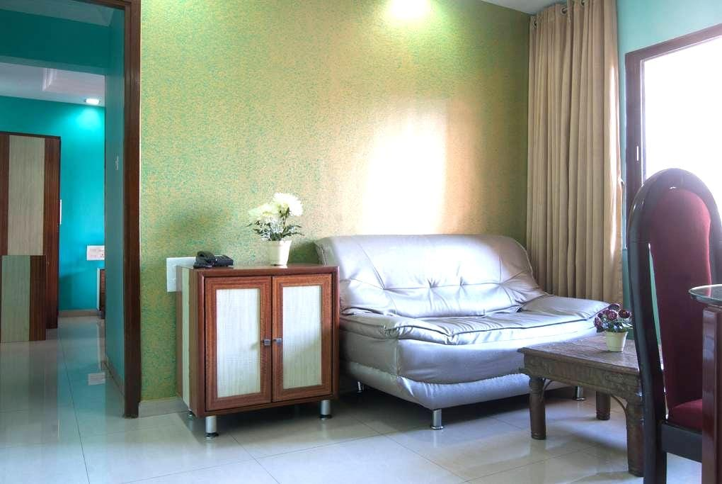 Spacious 1 Bedroom Apt - All to Yourself! - มุมไบ - เซอร์วิสอพาร์ทเมนท์