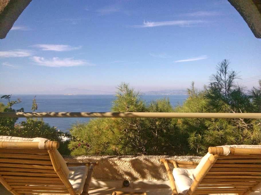 Wonderful Seaview Guest House - Vagia - Дом