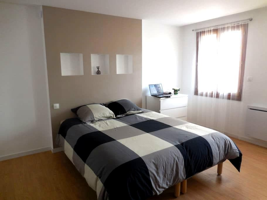 Studio meublé Red Canyon CARENTAN - Carentan - Apartamento