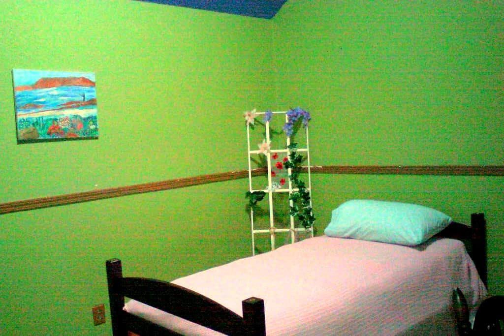 Relax Near Dallas, Green Room!! - Carrollton