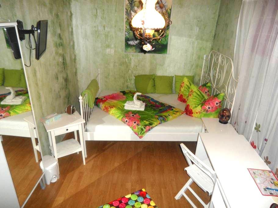 ruhig,gemütlich etwas für die Seele - Leipzig - Apartamento