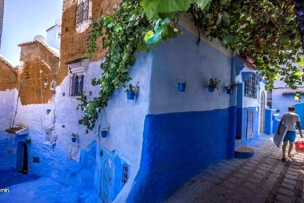 Casa La Hiba Kassaba - Xauen - Pis