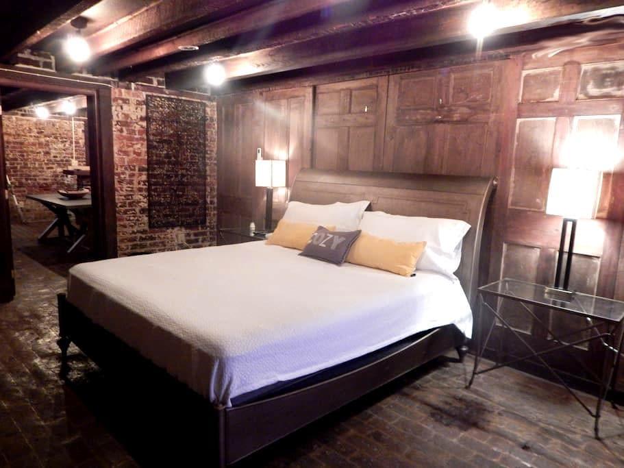 WOW factor-4 beds Pet friendly - Savannah - Dům