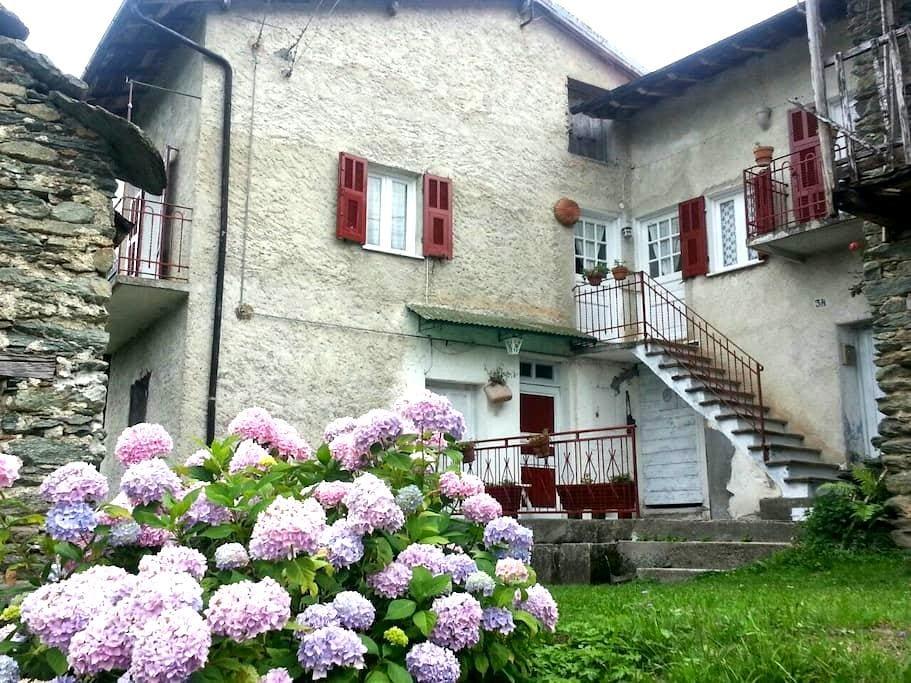 La Taverne - Ormea - House
