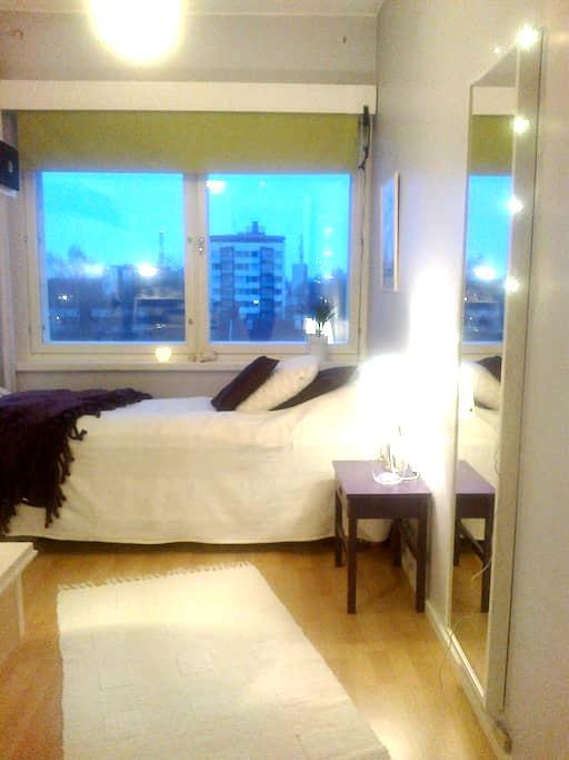 Bright room in the middle of Pori! - Pori