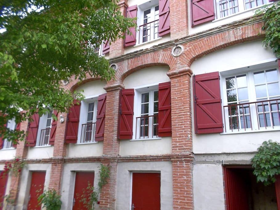 Agréable T1 lumineux - Angoustrine-Villeneuve-des-Escaldes - Apartment