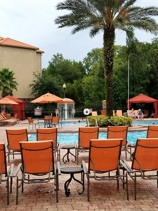Modern Resort condo near Disney @ Champion's Gate - Davenport - Departamento