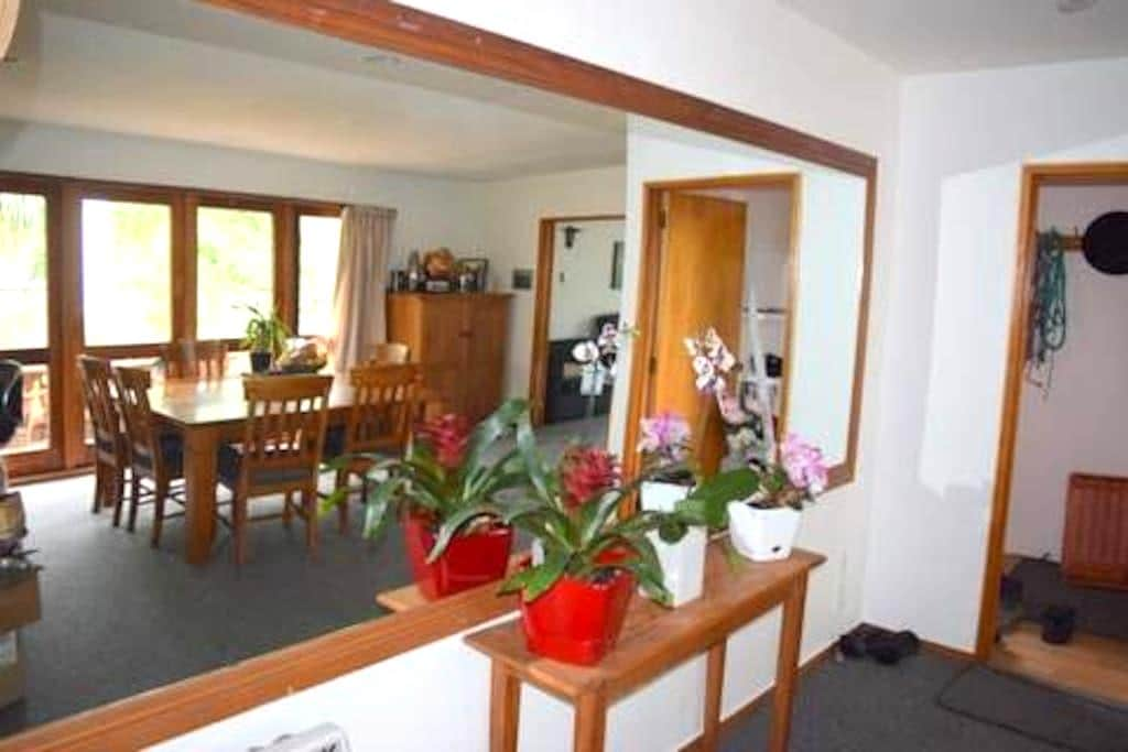 Homely Haven - Close to town centre - Rangiora - Hus