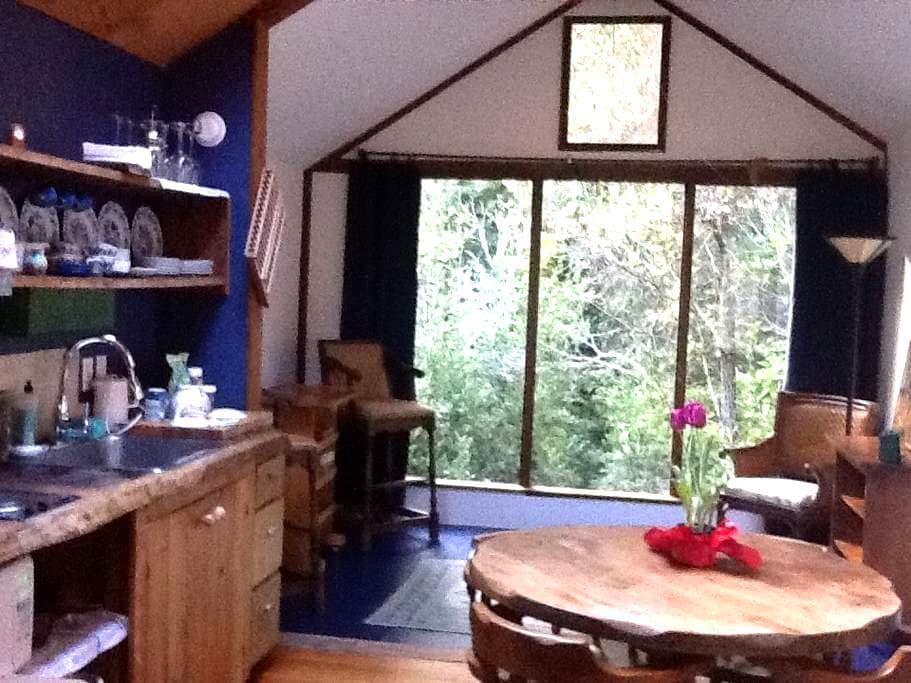 Juliette's Place: Tea in the Woods - Albion - Huis