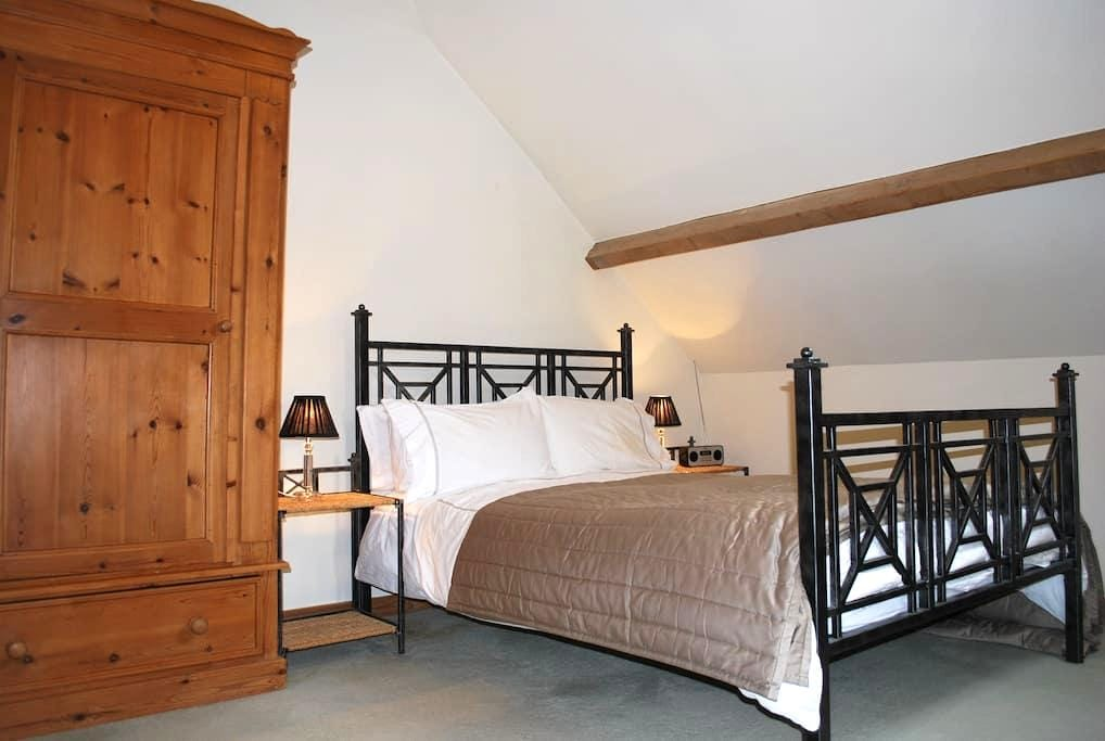 Stable Barn - West Sussex - Apartment