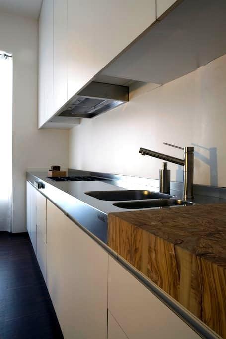 Appartamento in centro Lecco - Lecco - Lägenhet