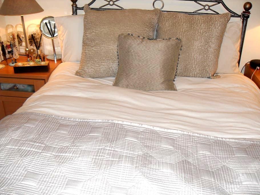 family friendly, warm cosy room - Isleworth - Huis