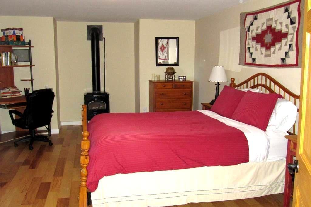 Dual Level Apartment, Full Kitchen, Private - Nederland - Lägenhet