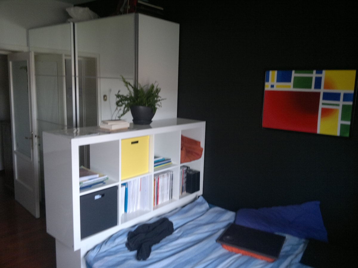 TRIESTE one room for 2 people