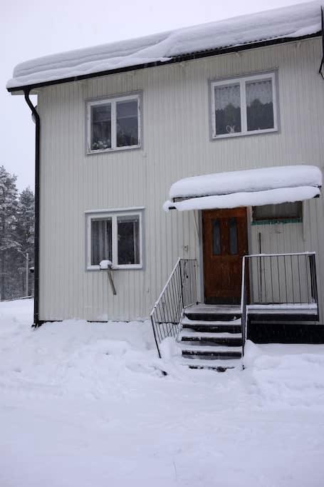 Lägenhet i natursköna Abborrträsk B - Abborrträsk - Apartamento