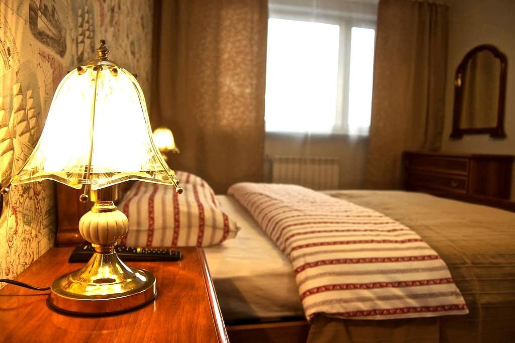 Anchor: 4BR/3BA Best Apartment for Group - Moskva - Apartemen