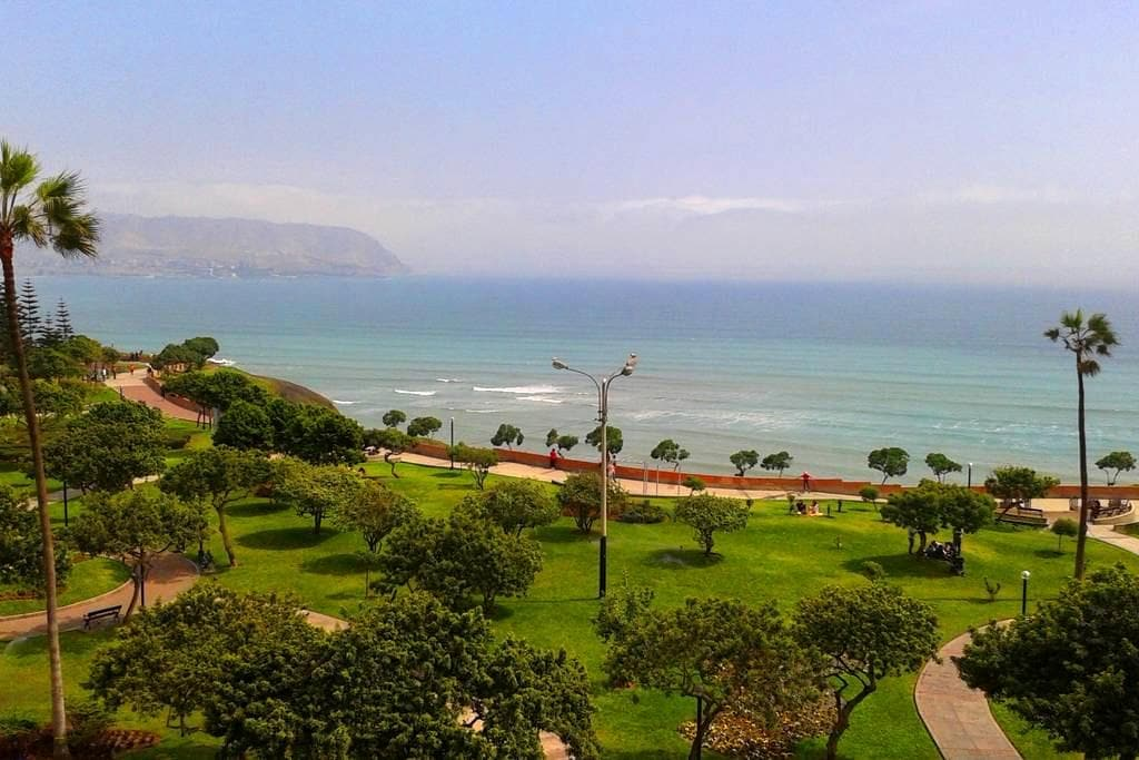Spectacular Ocean View!! - Lima - Appartement