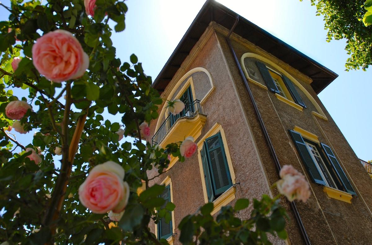 Mini-Loft with view!Trastevere Roma