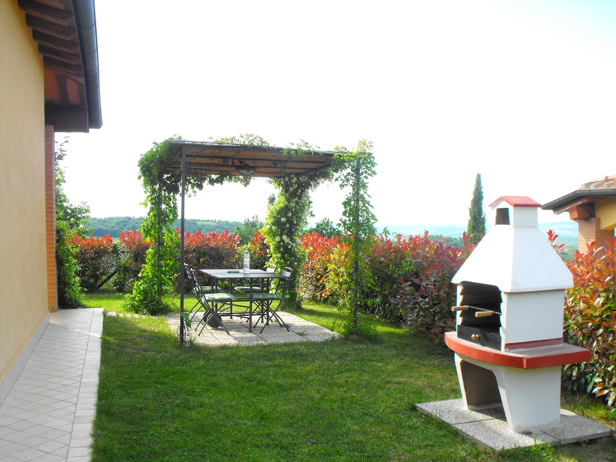 Welcome to Villetta Pia. WI-FI .
