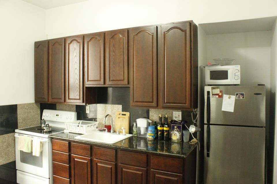 1 Large BD in 2 BD Manhattan apt