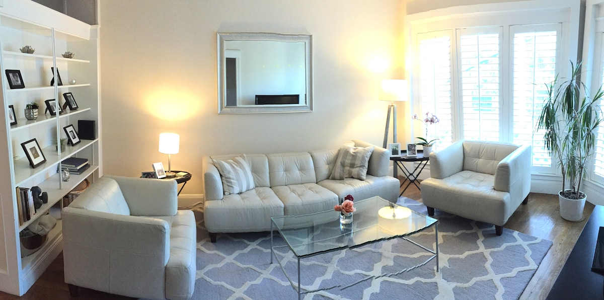 Beautiful 3bd Noe Valley home