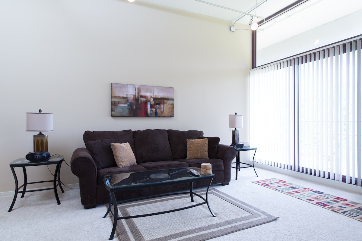 One bedroom loft Old Town G308