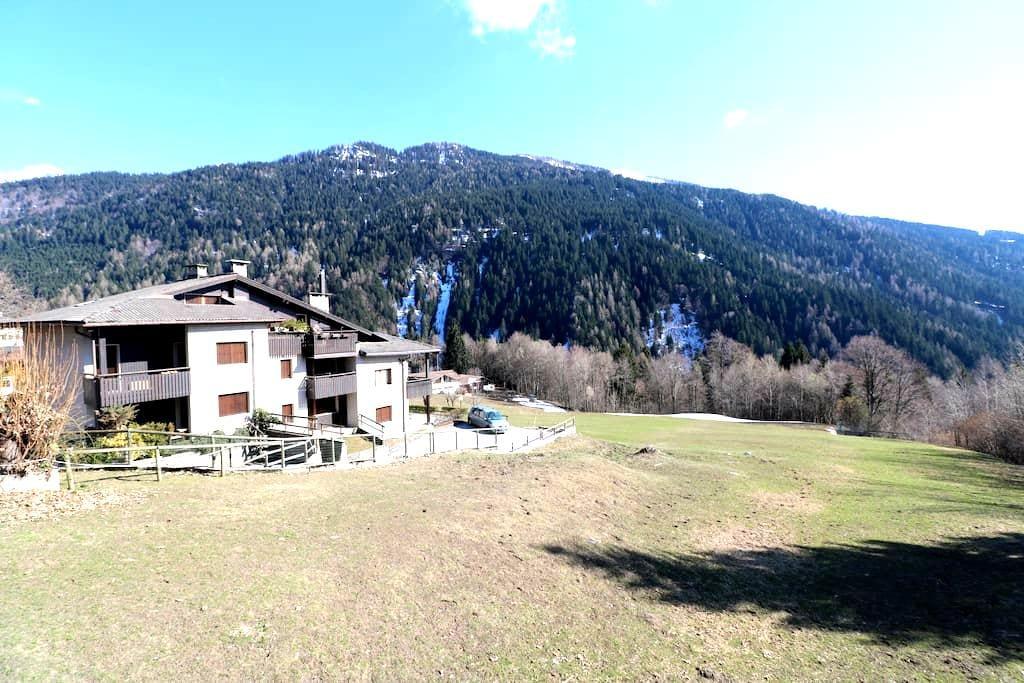 Romantic mansard - Sant'Antonio di Mavignola - Huoneisto