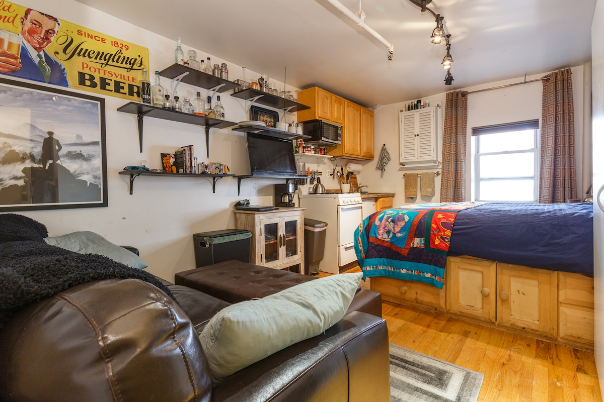 Cozy Private Studio in Chelsea