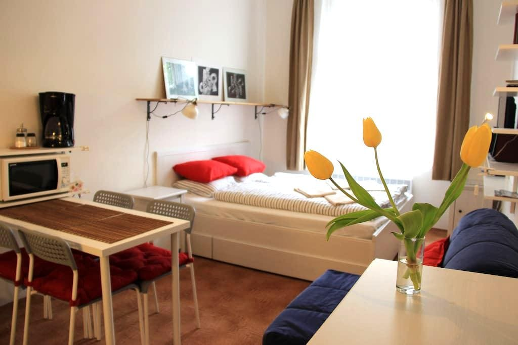 Cozy studio near Prague Castle - Praga - Pis