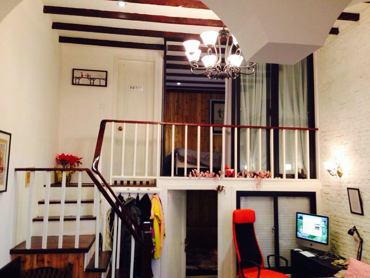 2bd Lane house in Shanghai FFC