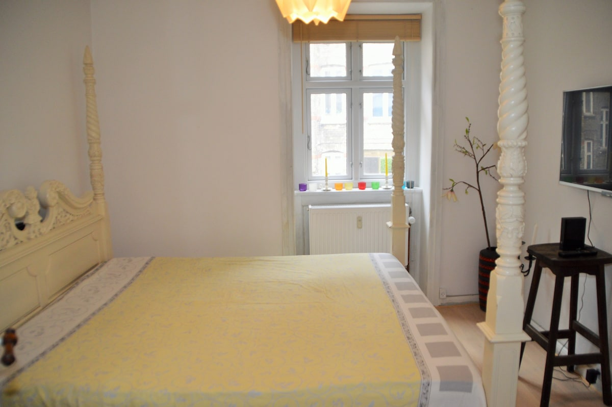 Double room  in Copenhagen