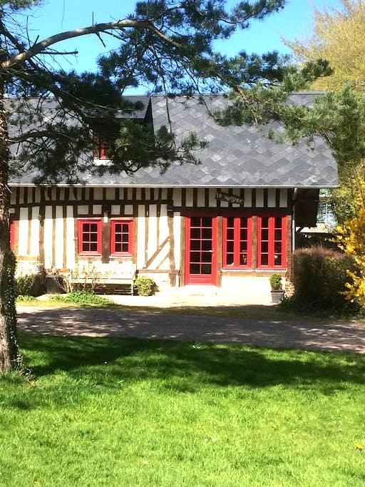 Venez profiter à la ferme !! - Cambremer - Zomerhuis/Cottage