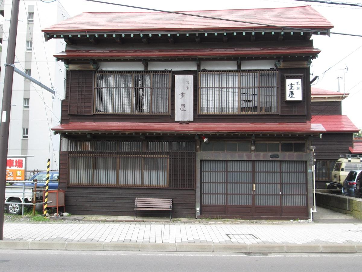 Minsyuku MUROYA,  6-tatami room. 1