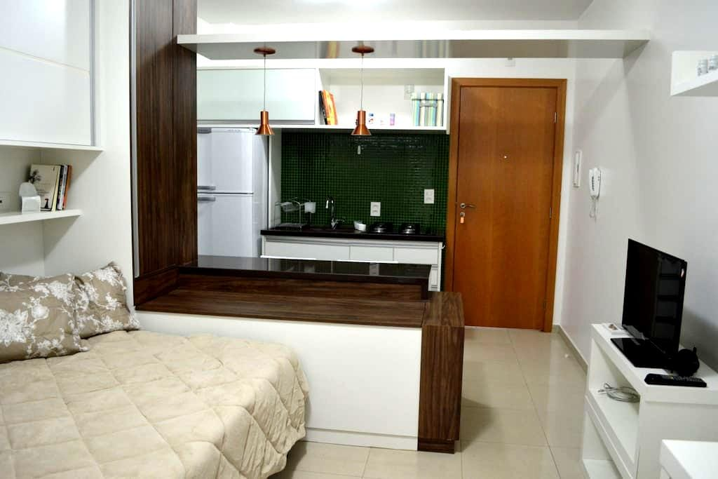 Studio em Curitiba - Curitiba - Appartamento