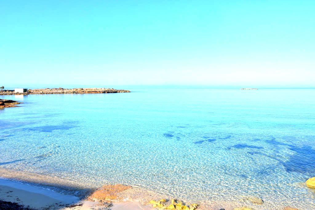 Silencio y Armonía junto al mar - Colònia de Sant Jordi - Haus