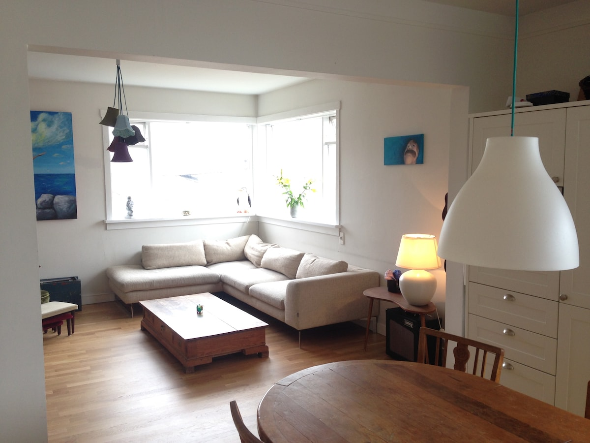 Cosy Central-  possible to rent car