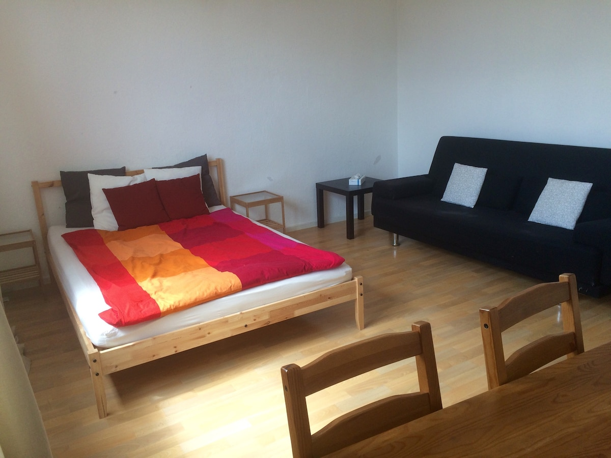 Large nice room in centre of Berlin