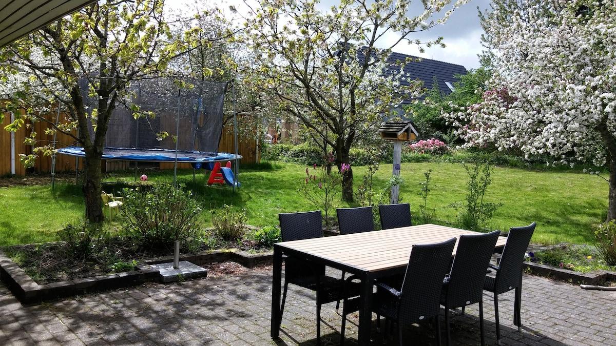 Stort hus tæt på Aalborg